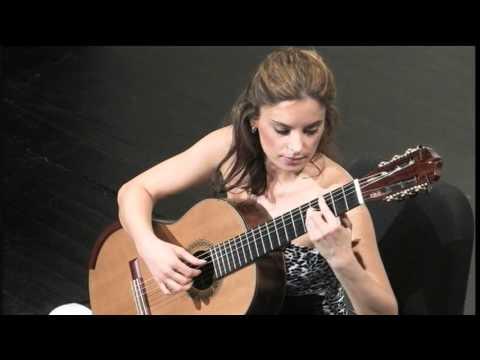 Ana Vidovic - Clarksville Concert