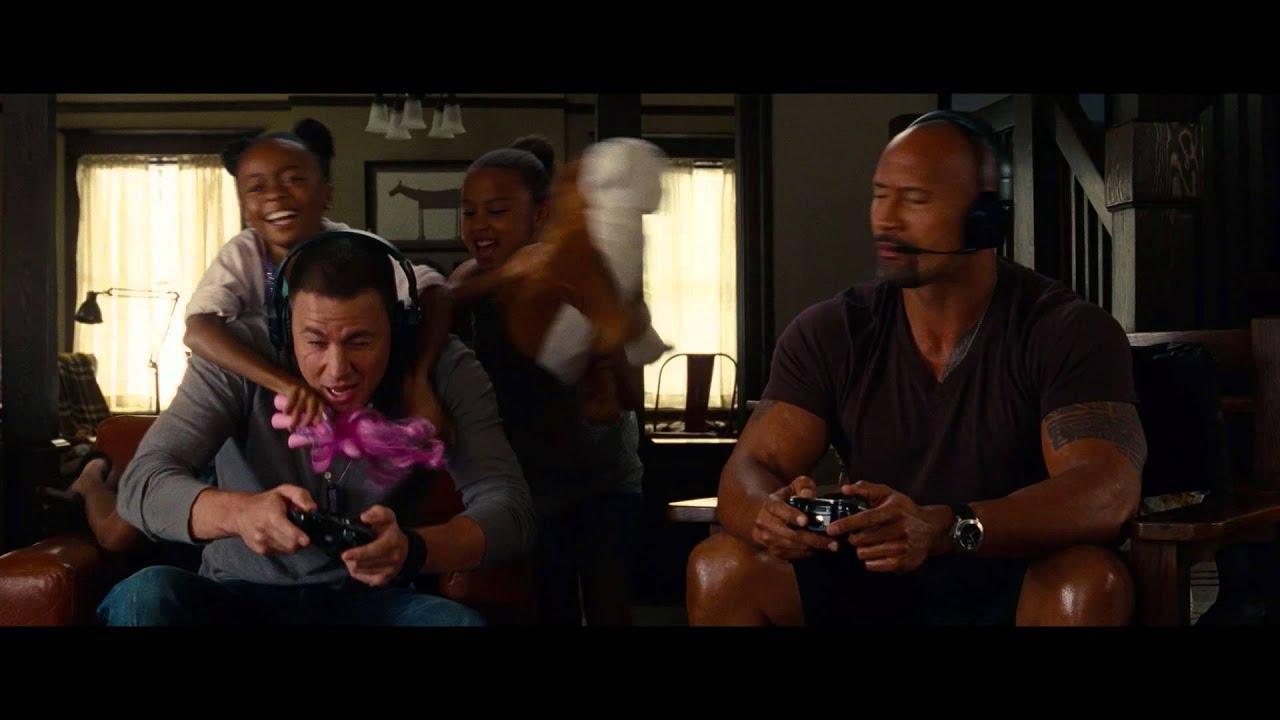 g i joe 2 retaliation 3d clip video game youtube. Black Bedroom Furniture Sets. Home Design Ideas
