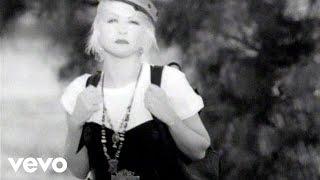 Watch Cyndi Lauper Heading West video