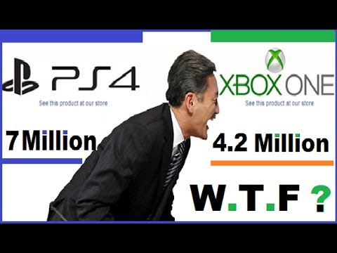 PS4 FTW! Sells 7 Million. Xbox One Gets Treated like a Wii U. Massive PlayStation 4 Update 1.70