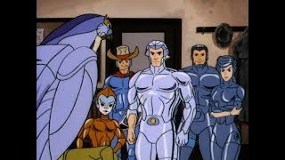 """Ep. 21: """"SilverHawks"""" Review"""