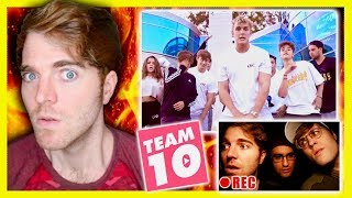 OUR TEAM 10 AUDITION with TESSA BROOKS & NICK CROMPTON by : shane