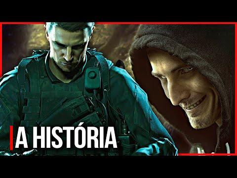A HISTÓRIA COMPLETA DE RESIDENT EVIL 7: DLC NOT A HERO