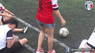 Bình Luận Fun | Chết cười với trận bóng đá nữ kinh điển nhất quả đất (Phần 1)