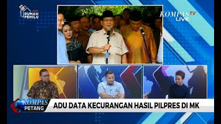 Dialog: Adu Data Kecurangan Hasil Pilpres Di MK