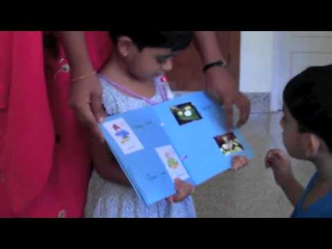 Daily Activities Project by Nanda @ The Wonder Years Preschool Daycare Trivandrum