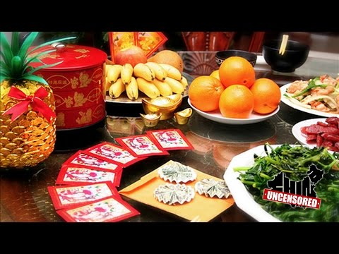 8 Chinese New Year Foods for Good Luck and Prosperity | China Uncensored