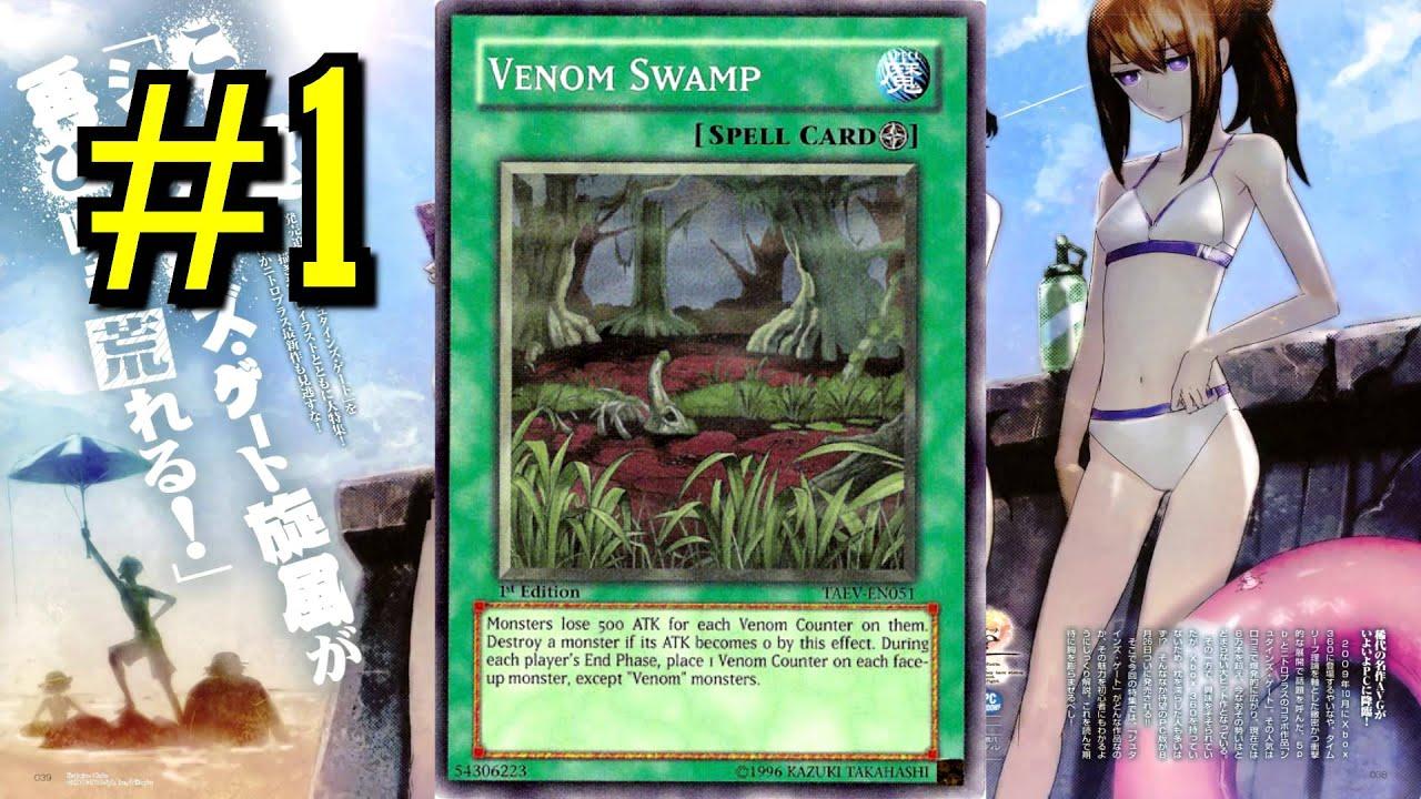 Spell Cards Yugioh Top 5 Best Field Spell Cards