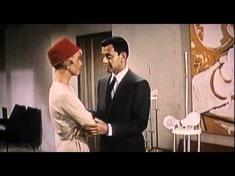 Pillow Talk Official Trailer #1 - Rock Hudson Movie (1959) HD