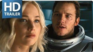 PASSENGERS Trailer (2016) Jennifer Lawrence, Chris Pratt Sci-Fi Movie