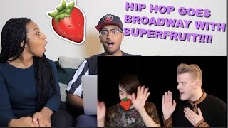 "Download Lagu Couple Reacts : ""HIP-HOP GOES BROADWAY"" by SuperFruit Reaction!!! Gratis STAFABAND"