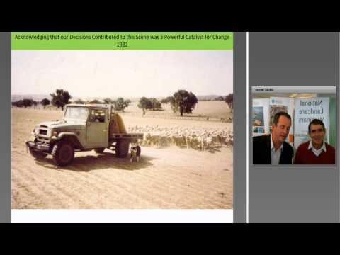 'Regenerating Australia's Soil Health' Webinar - Part 1