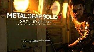 Metal Gear Solid V:Ground Zeroes: Classified Intel Acquisition (Yan Görev) 1.Bölüm