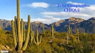 Chiqui  Nature & Naturaleza - Happy Birthday