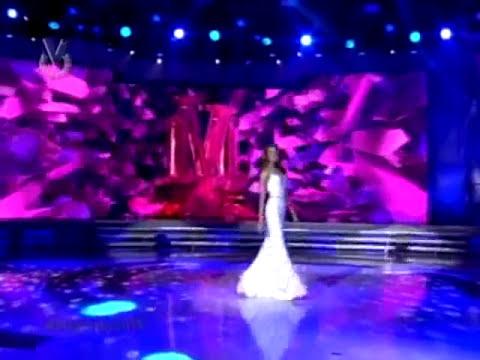 Desfile en traje de gala Miss Venezuela 2014 I