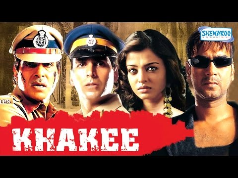 Khakee (2004) - Amitabh Bachchan - Akshay Kumar - Ajay Devgn - Aishwarya Rai - Hindi Full Movie video