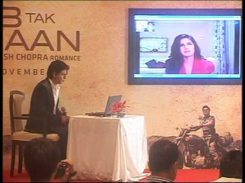 Shahrukh Khan Launches Jab Tak Hai Jaan Song - Latest Bollywood Events