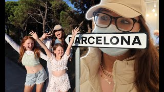 WINTER CLOTHES SHOPPING IN BARCELONA FOR OUR NEXT DESTINATION! VANLIFE IN SPAIN
