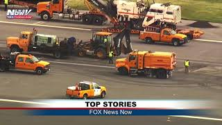 FOX 10 XTRA NEWS AT 7: Houston Police Chase, Pothole at SFO, Flaming Trash in SLC