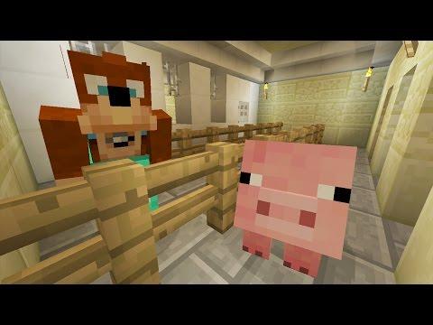 Minecraft Xbox - Piggy Bank [227]
