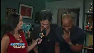 Zach Braff and Donald Faison on The Exes (part 2)