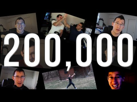 200000 Subscribers