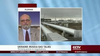 Kent Moors discusses implications of Russia, Ukraine, EU gas talks