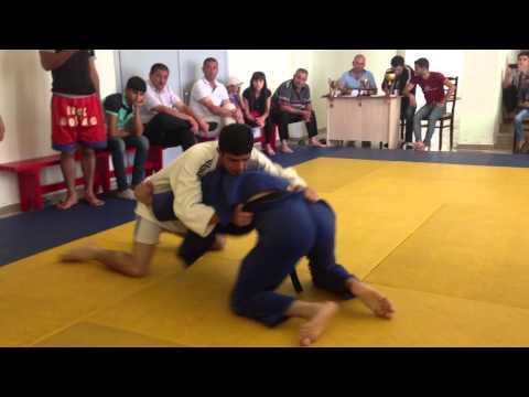 Дзюдо против самбо