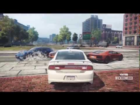 Need for Speed Most Wanted 2012 | GLITCHES 1 (PS3) | Tutorial