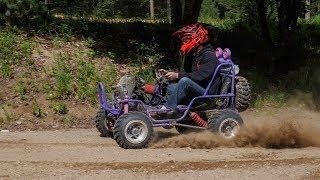 CRF450 Barbie Jeep Finally Runs Right