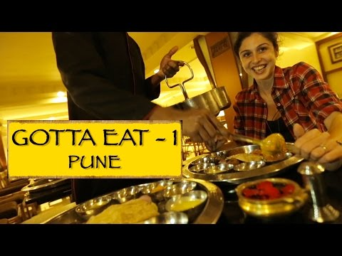 Gotta Eat || Part 1 || Pune