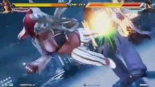 Tekken 7 All Rage Arts - 31 Characters [1080P 60FPS]