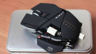 Unboxing: Cyborg R.A.T 9 Gaming Mouse