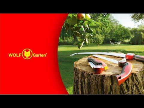 WOLF-Garten   - Der Garten ist unser Revier!