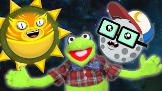 What is a Lunar Eclipse? Astronomy for Kids   Kids Science
