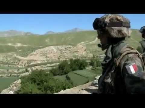 French Army - The Uzbeen Valley The Patrol Leader - تګاب