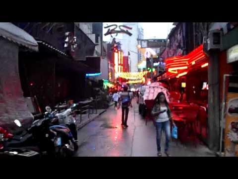 Bangkok Soi Cowboy Juli 2011