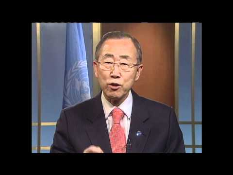 UN Secretary-General message at Human Rights Council