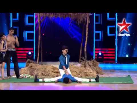 MJ5 - My Favourite India's Dancing Superstar Moment Till Date! - Shraey and Kartik