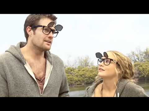 THE FINDER stars Geoff Stults & Maddie Hasson talk from the set!