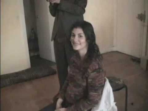 Audrey Tautou haircut for Amelie