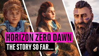 Horizon Zero Dawn | Full Story Explained | Everything You Need To Know