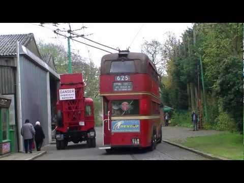 East Anglia Transport Museum 'London Event' 07.05.2012 Part 3/4