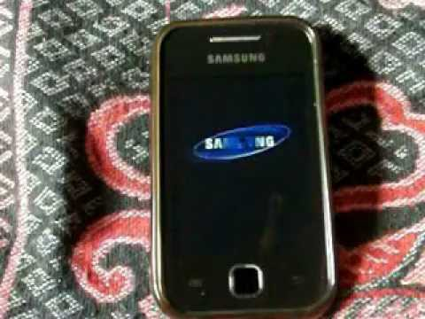 Whats wrong with my Samsung Galaxy Young S5360?