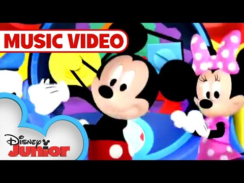 Mickey Mouse Clubhouse | Hot Dog Dance | Official Music Video | Disney Junior