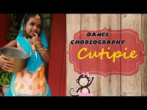 Cutiepie Dance Choreography|kids Cutiepie Dance Video  |phulwaridance Club