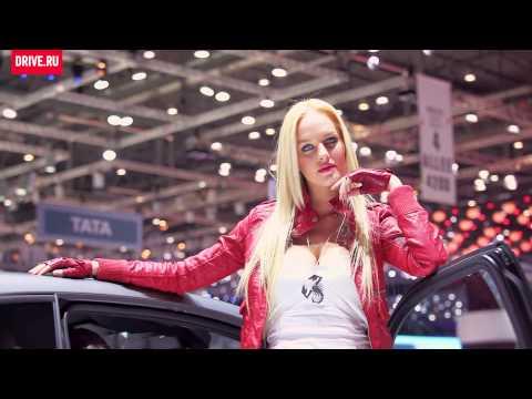 Девушки Женевского автосалона-2013