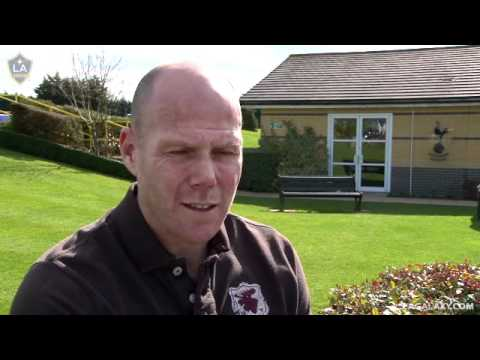 Brad Friedel of Tottenham Hotspur on playing vs LA