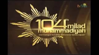 Resepsi Milad ke 104 Muhammadiyah - Gedung Sportorium Universitas Muhammadiyah Yogyakarta