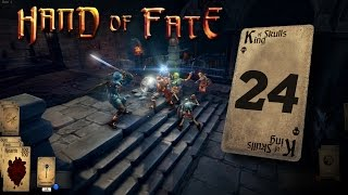 Hand Of Fate #024 - die Schuppen-Dame